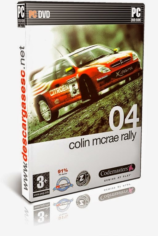 Colin Mcrae Rally 2.0 (PC 2000) : Codemasters : Free ...