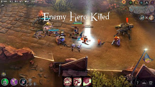 Vainglory Mod Apk Unlocked all item