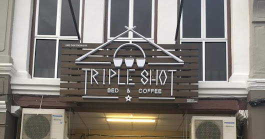 Triple Shot Bed And Coffee