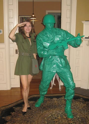 Army Men Costume