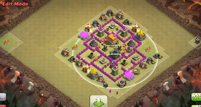 good th6 layout