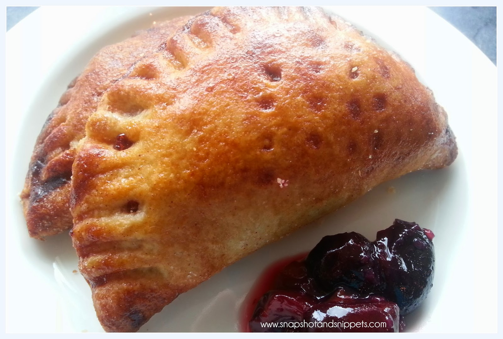 Cherry Hand Pie recipe