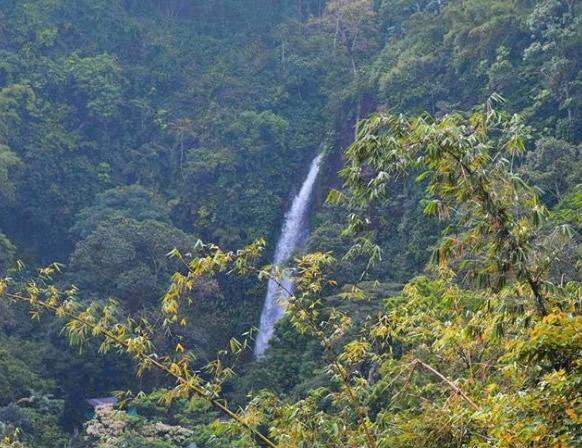Wisata Alam Air Terjun Montel Kabupaten Kudus