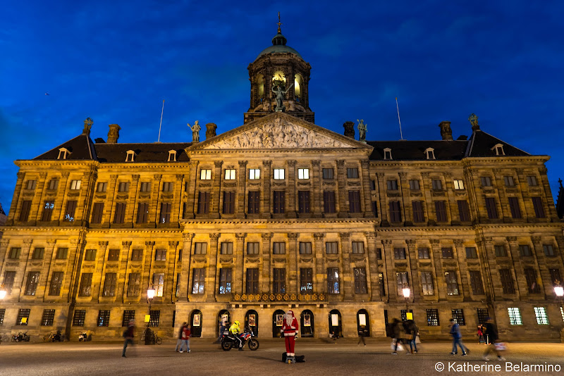 Royal Palace Things to Do Amsterdam Vacation