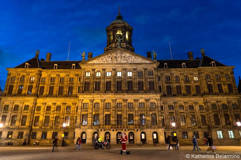 Royal Palace Things to Do Amsterdam Vacation