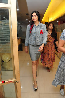 Vidyut Jamwal Adah Sharma Commando 2 Movie Team at Radio Mirchi 95  0004.jpg