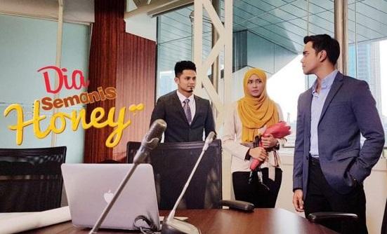 Sinopsis drama Dia Semanis Honey (Astro), pelakon dan gambar drama Dia Semanis Honey (Astro), Dia Semanis Honey episod akhir – episod 16