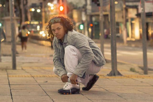 O rapper paulistano NGO, lançou seu single de nome PLUG