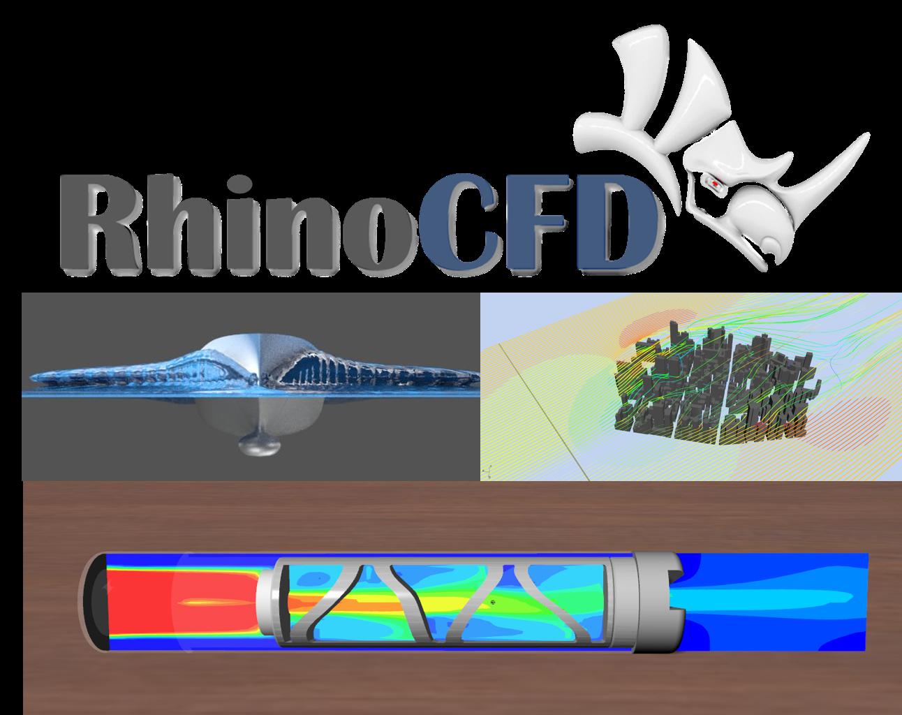 Rhino News, etc : RhinoCFD Beta - Computational fluid