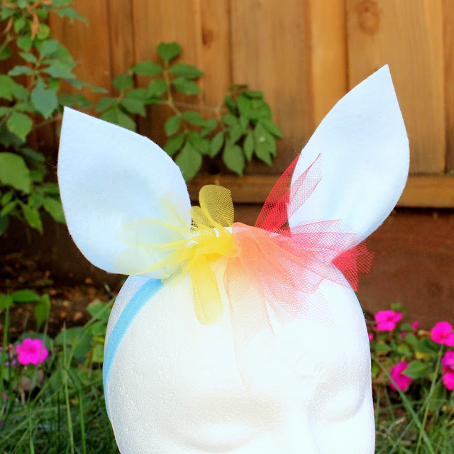 rainbow dash pony ears