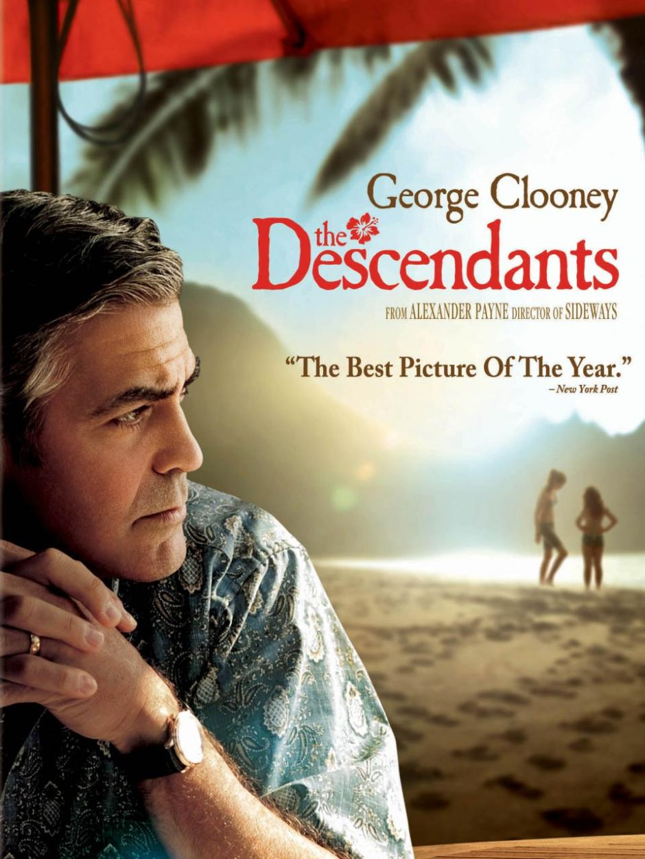 The Descendants [2011] [DVD9] [NTSC] [Latino]