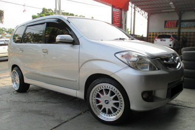 Daihatsu Xenia Gen1 Modifikasi Dijual