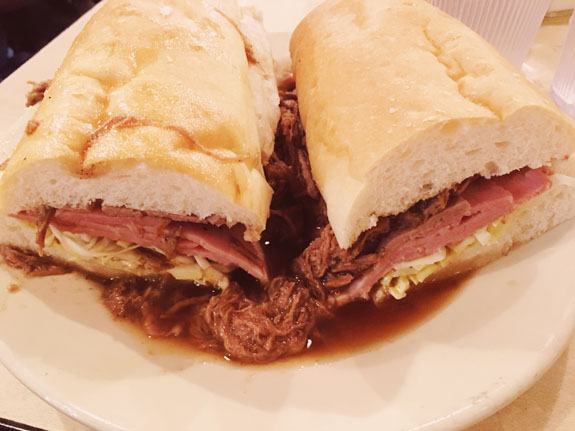 Where to Eat in New Orleans  mother's po'boys