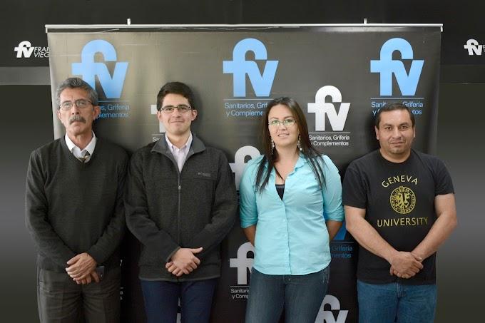FV recibe la visita de personal del INEN