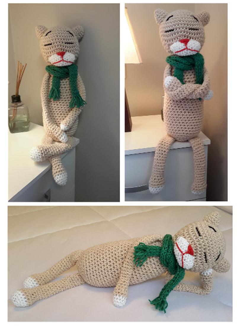 Gato – Amigurumi Patterns | 1106x800