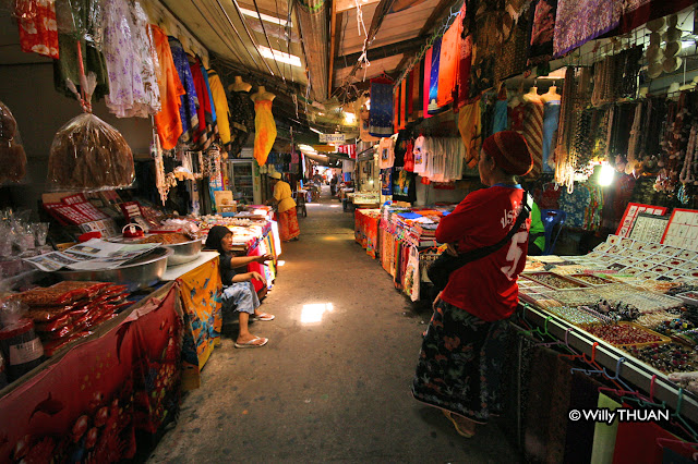 Koh Panyi market