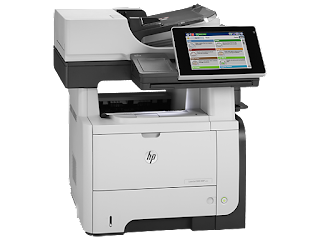 HP LaserJet Flow MFP M525c Printer Driver Download
