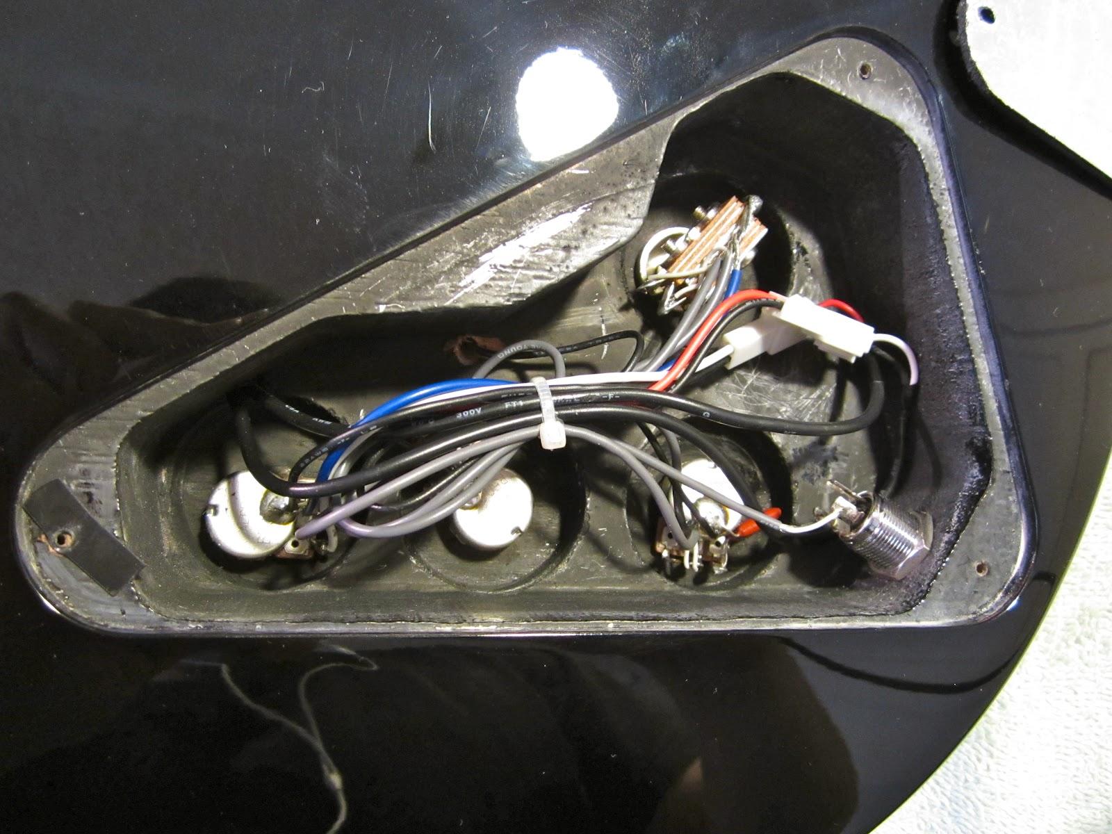 medium resolution of hamer guitar wiring diagrams