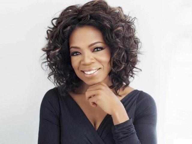 10 Most Influential Women Oprah Winfrey