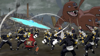 Naruto Shippuden Ultimate Ninja Impact for PPSSPP