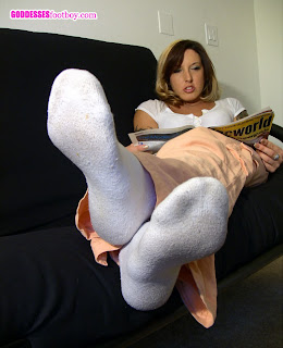 Woman With White Socks Fucking 93