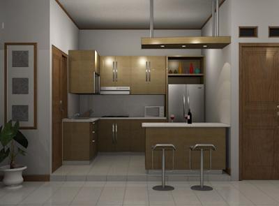 kumpulan gambar dapur minimalis modern