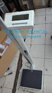 Alat Ukur Berat Badan Otomatis Charder MS 4900