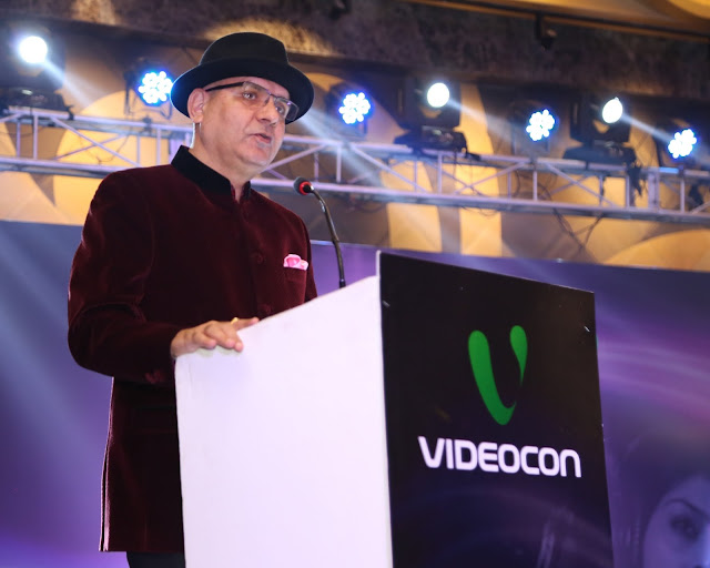 Mr.Arvind Bali CEO Connect Broadband and Videocon Telecom