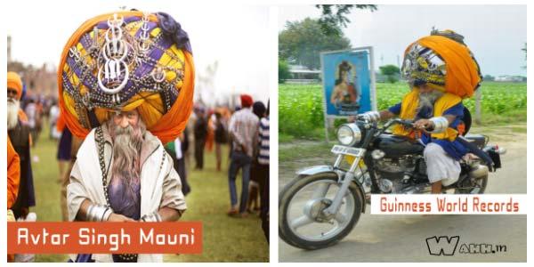 Avtar-Singh-Mauni-Guinness-Book-Of-World-Records
