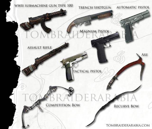Tomb Raider Arabia تومب رايدر بالعربي: Tomb Raider 2013