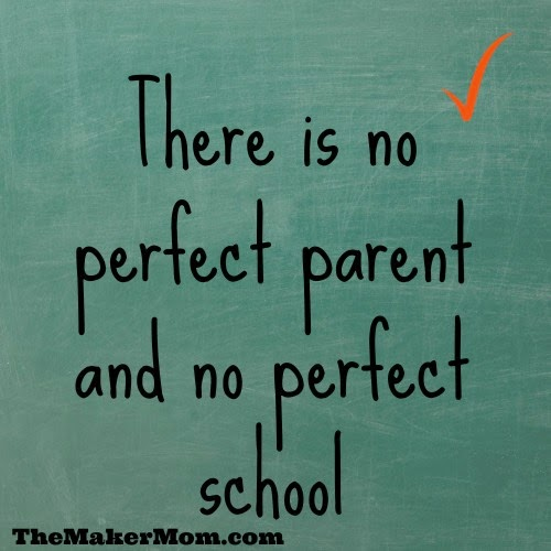Parenting gifted kids - there is no edutopia. Read more at www.themakermom.com.