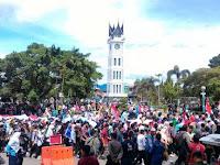 Meningkat Drastis! Jumlah Warga Sumatra Yang Berangkat Ke Jakarta dibanding aksi damai 411 Kemarin