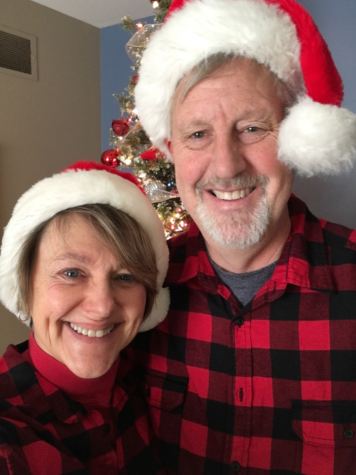 Randomocity: It Was a Merry Flannel Christmas