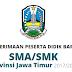 Jadwal Pendaftaran Online PPDB SMA/SMK Jawa Timur 2017/2018