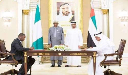 Looters: Nigeria, UAE agreement on stolen assets takes off