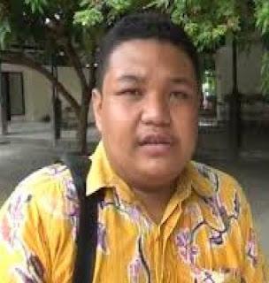 Koordinator Komunitas Bibit Unggul Achmad Hidayat