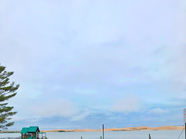 Travel Diaries: Dunes Waterfront Resort