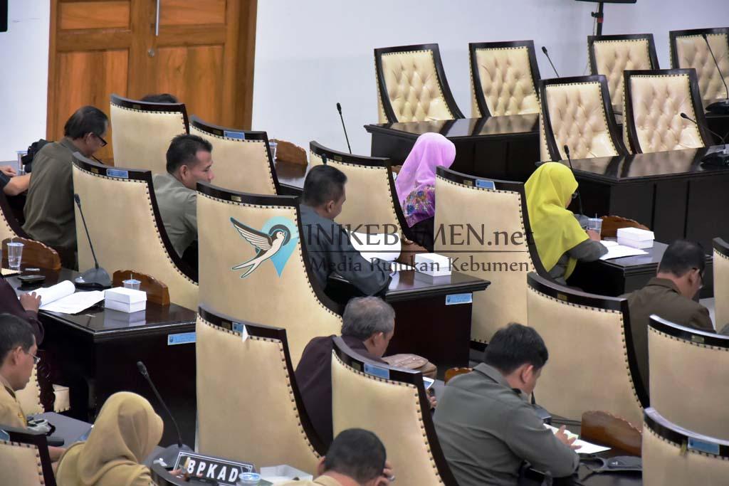 """Pendapatan Daerah """"Jomplang"""", Pemkab Kebumen Diminta Genjot Sektor Pajak"""