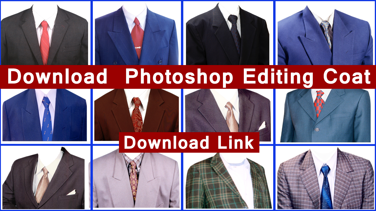 Photo Editor With Coat And Tie Online