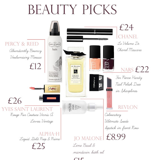 Today's Top Beauty Picks...