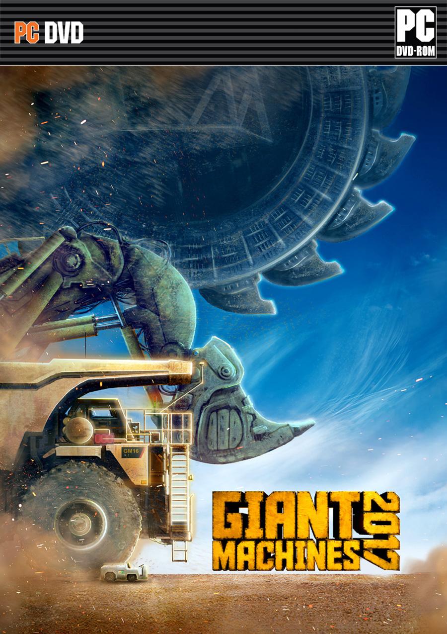 โหลดเกมส์ Giant Machines 2017