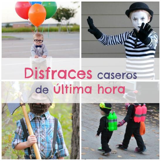 Once Disfraces Caseros De última Hora Para Niños La Agenda