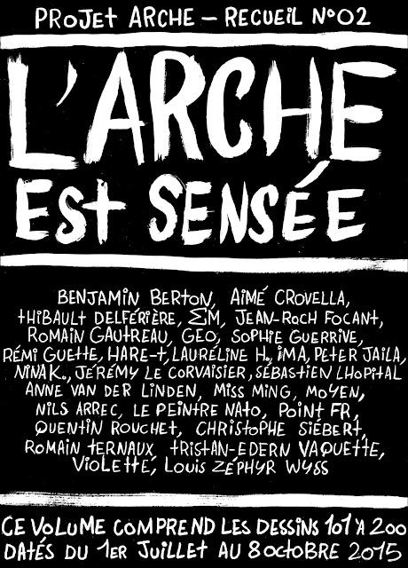 http://projetarche.blogspot.fr/2016/01/recueil-02-larche-est-sensee-2015.html
