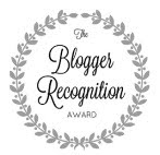 Premio Blogger Recognition
