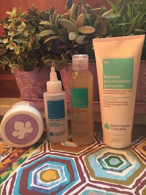 shampoo concentrato volumizzante biofficina