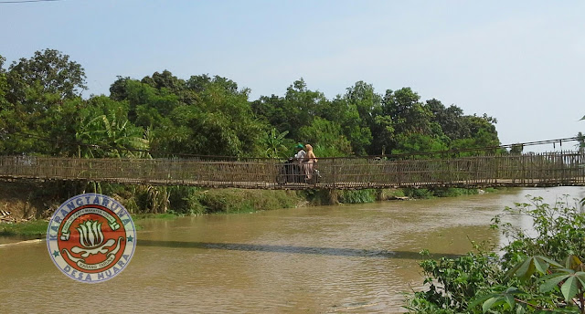 Cerita misteri di Jembatan gantung desa muara blanakan