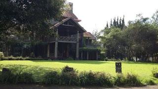Sewa Penginapan Villa Untuk Acara Anak Sekolah Di Lembang