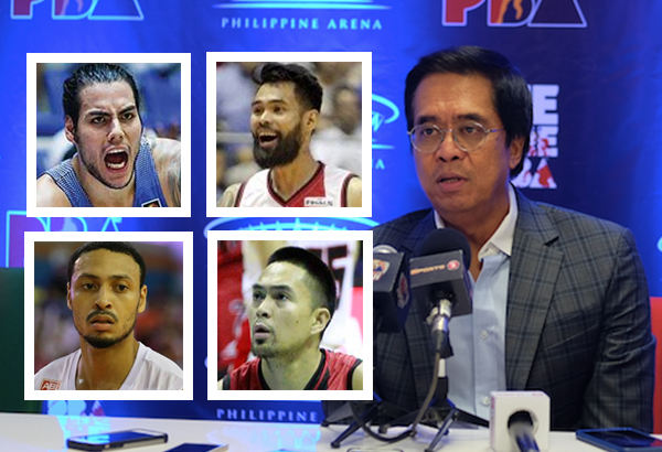 PBA Majority Board withdraws support for Commissioner Chito Narvasa