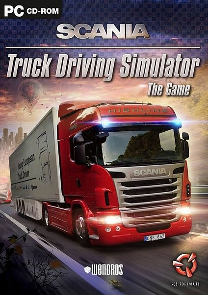 Scania Truck Driving Simulator Extended PC Full Español