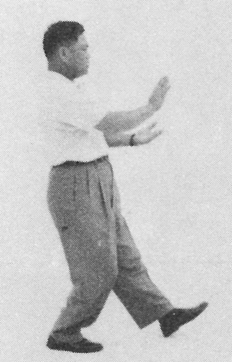Tai Chi Chuan (Square Form) 100. Slap The Face